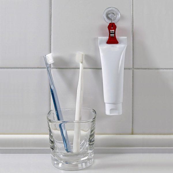 Ventouse salle de bain, vitre carrelage
